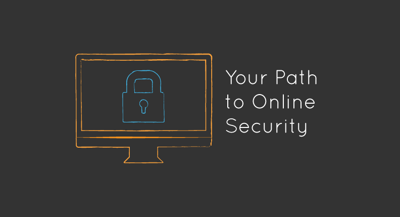 WordPress Security — The Beginner's Guide [Infographic] Your Path to Online Security