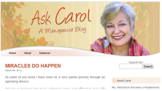FTC blogger lawsuit - Menopause blog - The Search Monitor