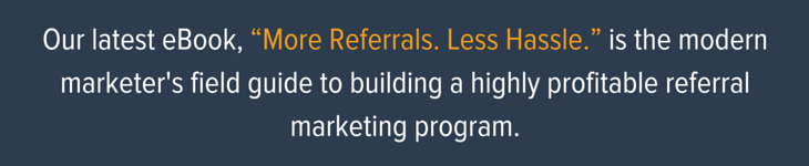 More Referrals. Less Hassle. eBook