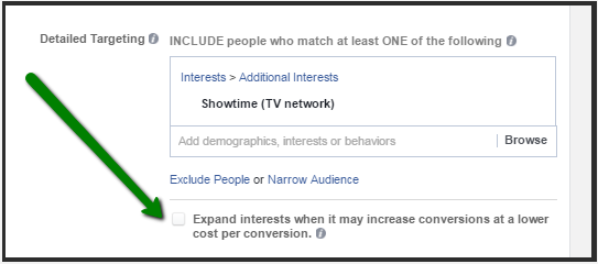 facebook interests - 9 new and semi-secret Facebook targeting options