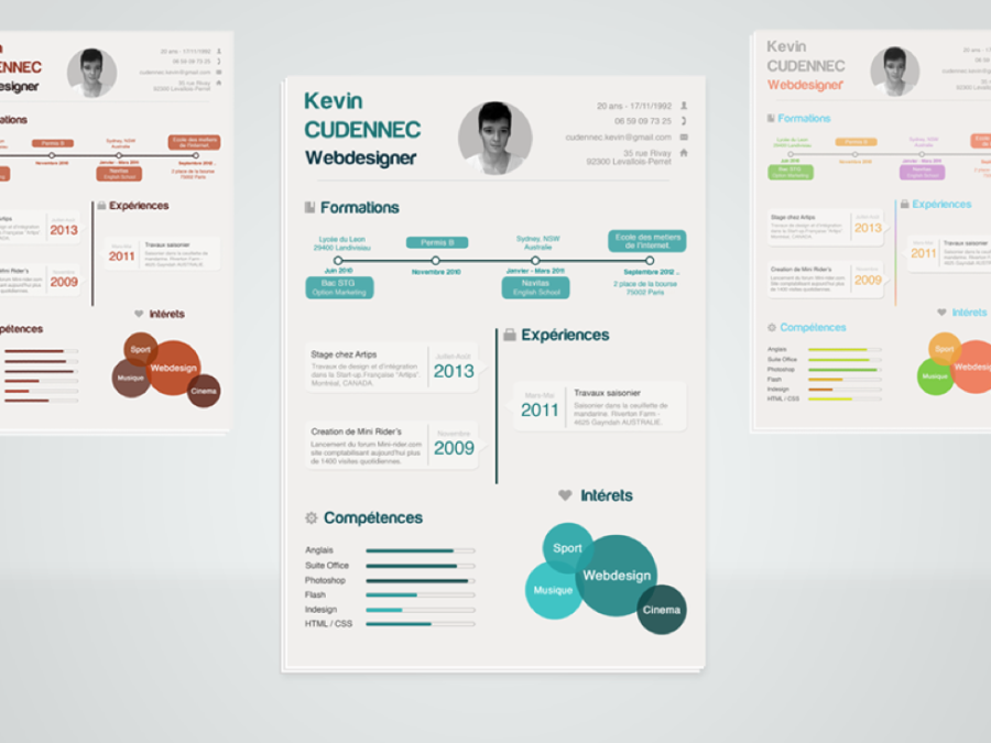 Should You Show Your Face On Your Resume?