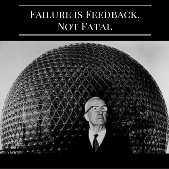 Bucky Fuller Method - The Bucky Fuller Method: How Dividing Yourself in Half Improves Your Personal Productivity