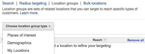 3 Underused AdWords Features That'll Blow Your Mind & Boost Your Bottom Line - targeting demographics in google adwords