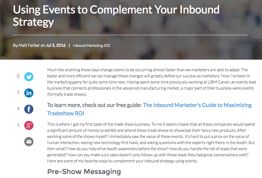 Landing Page Promotional Tips to Drive Qualified Leads
