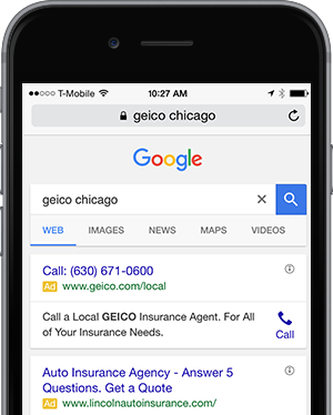 Why Marketers Should Pay Attention to Google's Mobile Revenue - Google iphone