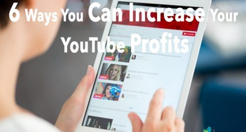 23f00e7fdfe3 6 Ways You Can Increase Your YouTube Profits   Online Sales Guide Tips