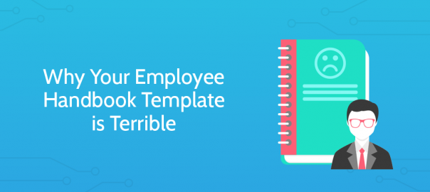 why your employee handbook template is terrible online sales guide
