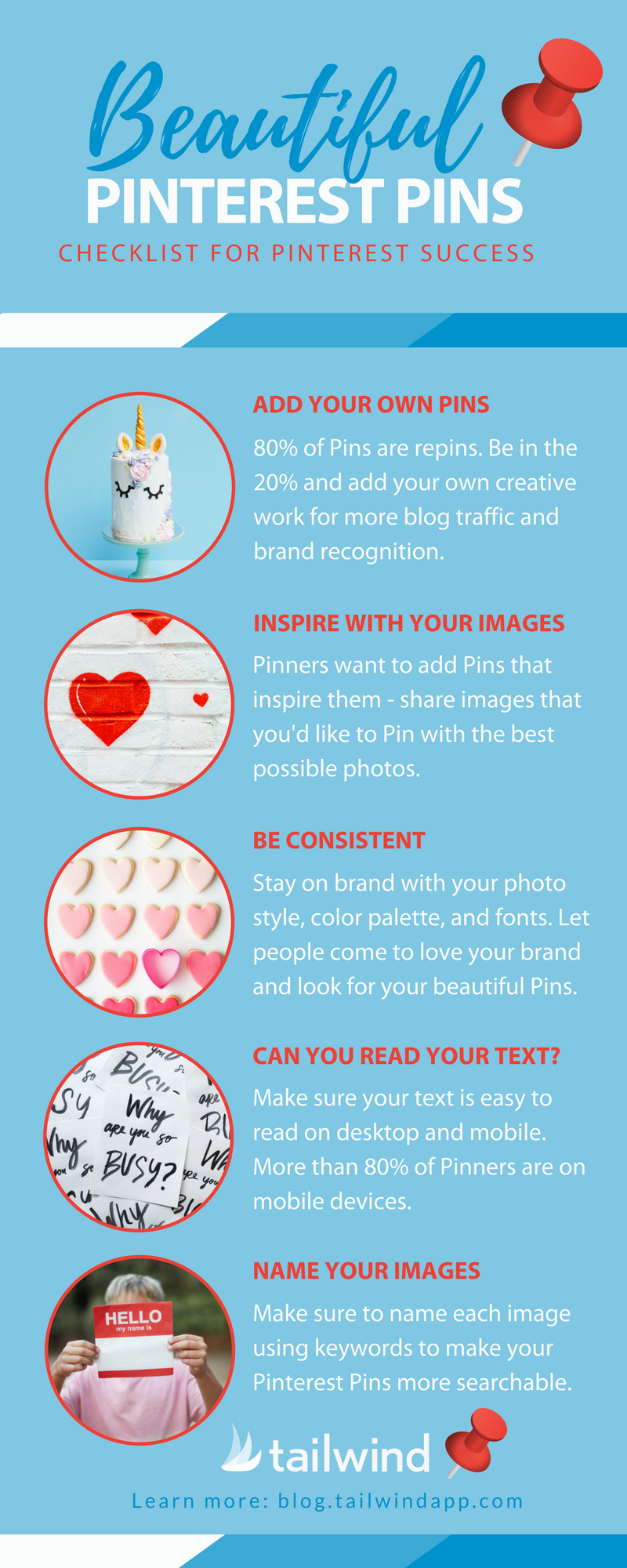 How to Create Beautiful Pinterest Pins