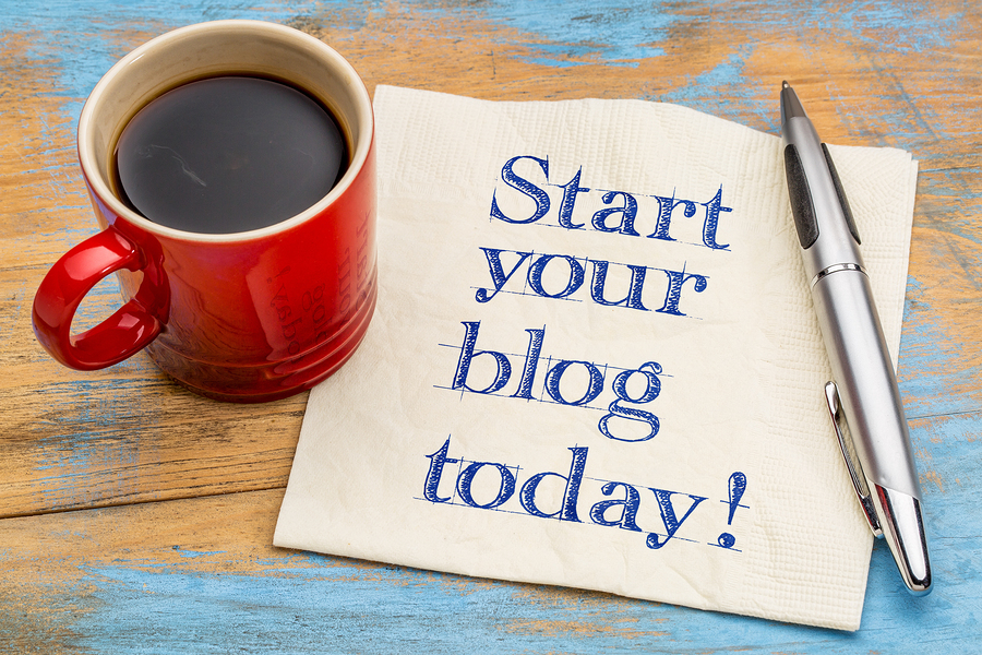4 Simple Steps to Starting a Blog in the Next 10 Minutes
