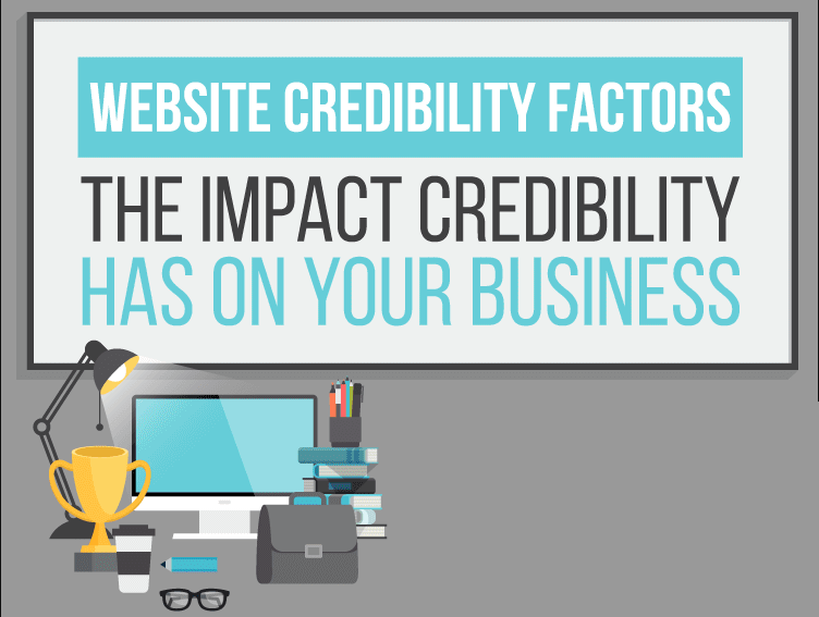 Why Credibility Affects EVERYTHING In Your Business [Infographic]