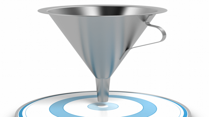 Force-feed your marketing funnel now