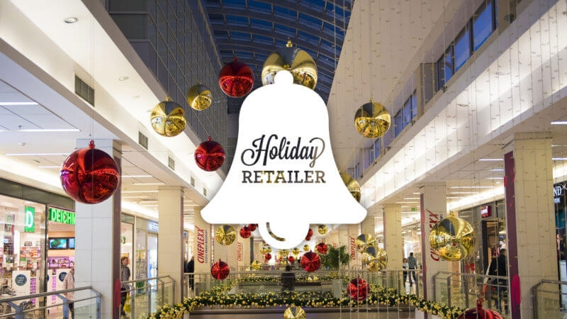 Winter is coming for retailers, so it's a good thing we're launching the Holiday Retailer