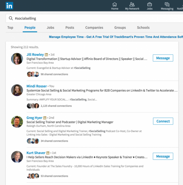 A Guide to Getting Started on Using Hashtags on LinkedIn