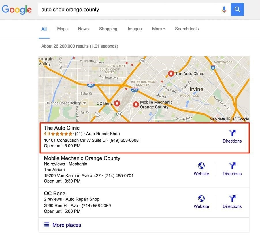 How To Do Local SEO Competition Research