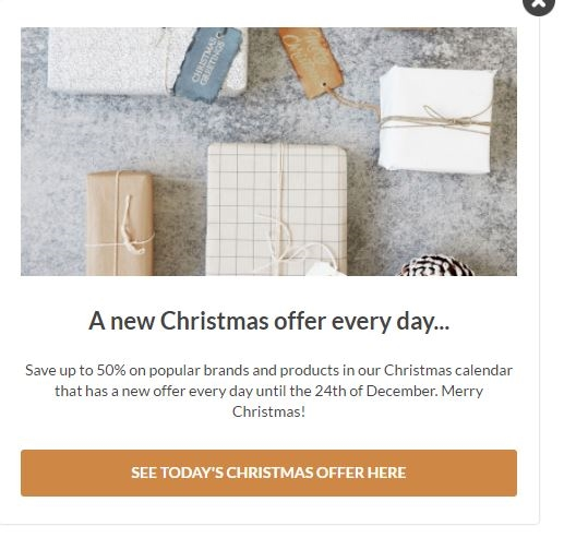 7 Examples of E-Commerce Popups Done Right