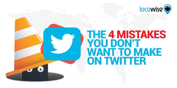 The 4 Mistakes You Don't Want To Make On Twitter