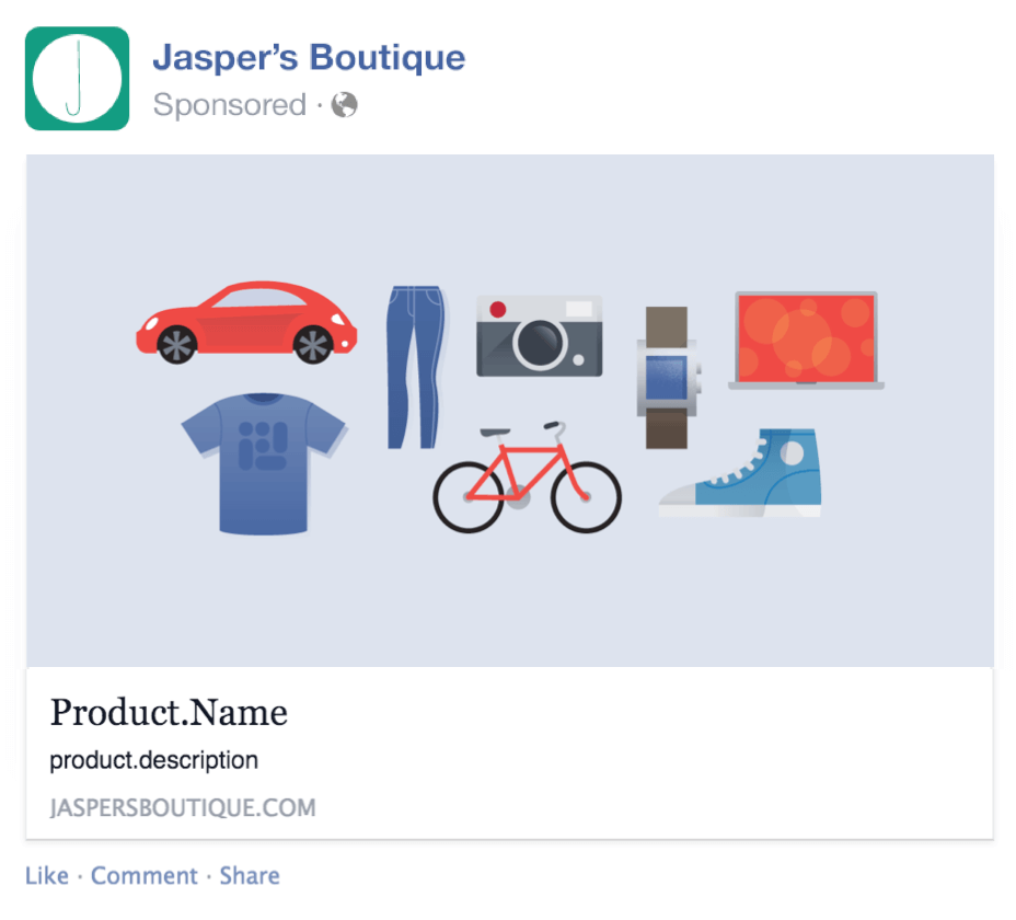3 Easy Steps to Setting Up Facebook Dynamic Product Ads