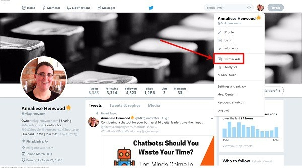 Can I Schedule Tweets from Twitter Itself?