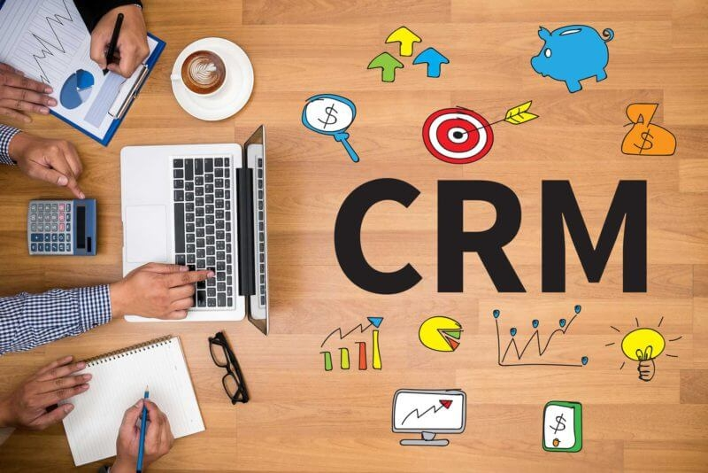 A way to think about modern CRM