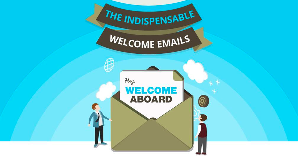 Boost Engagement by 33% With a Simple Welcome Email [Infographic]