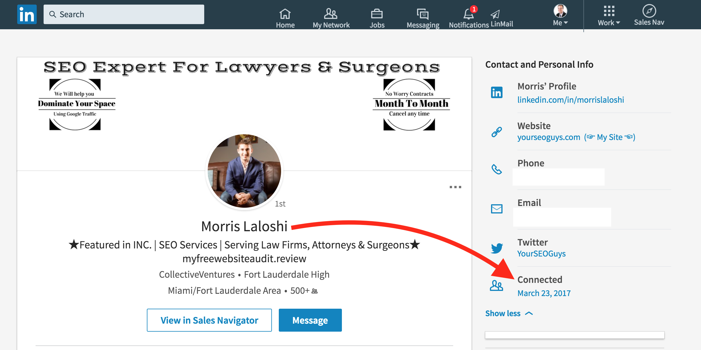 How To Keep Better Tabs on Your LinkedIn Connections
