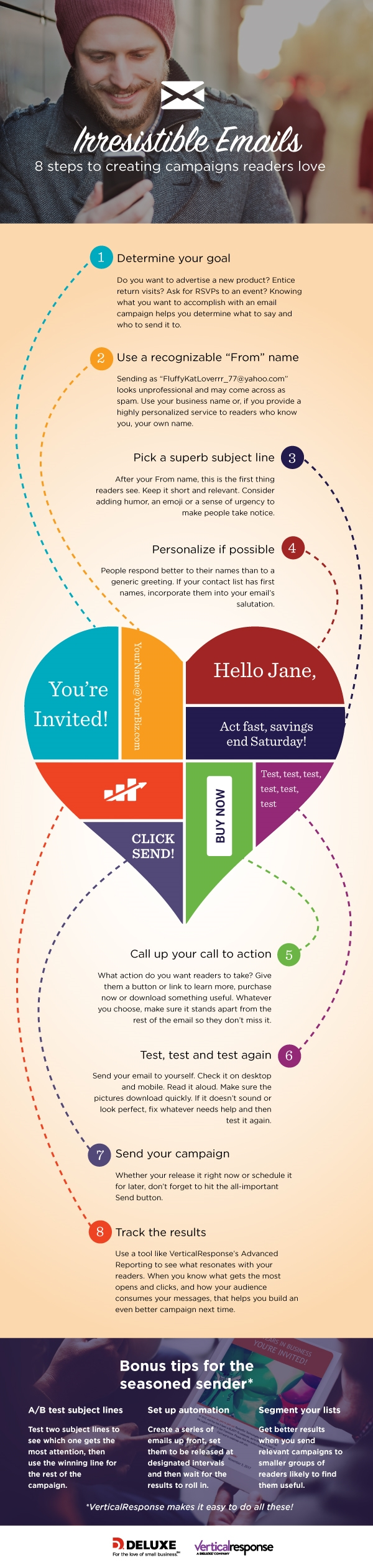 How to Create an Effective Email Marketing Campaign [Infographic]