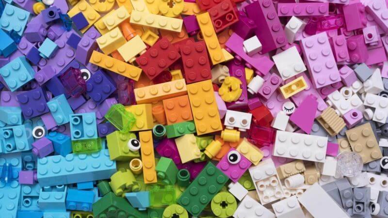 LEGO logic rocks marketing automation