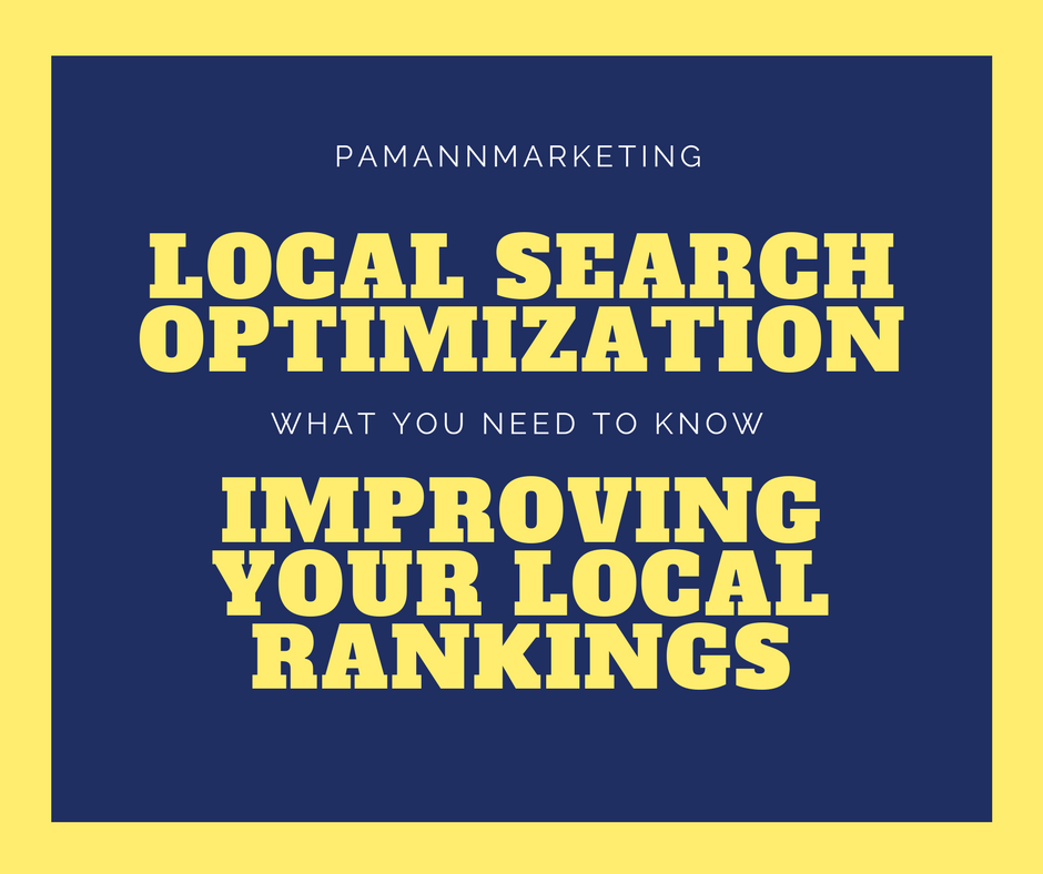 Local Search Optimization: How to Improve Your Local Google Search Rankings