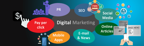 4 Differences Between Digital Marketing and Traditional Media