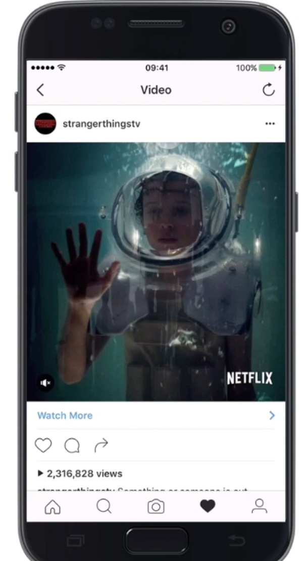 Creative Considerations for Videos in the Mobile Feed