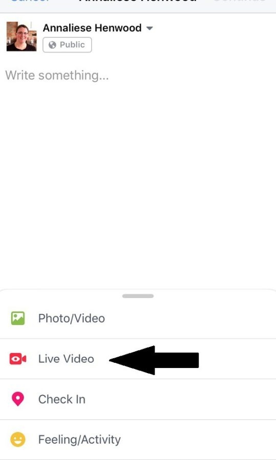 How Do I Create a Live Video on Facebook?