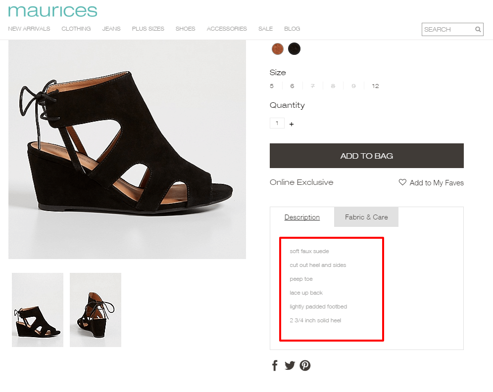 12-part recipe for product descriptions that sell
