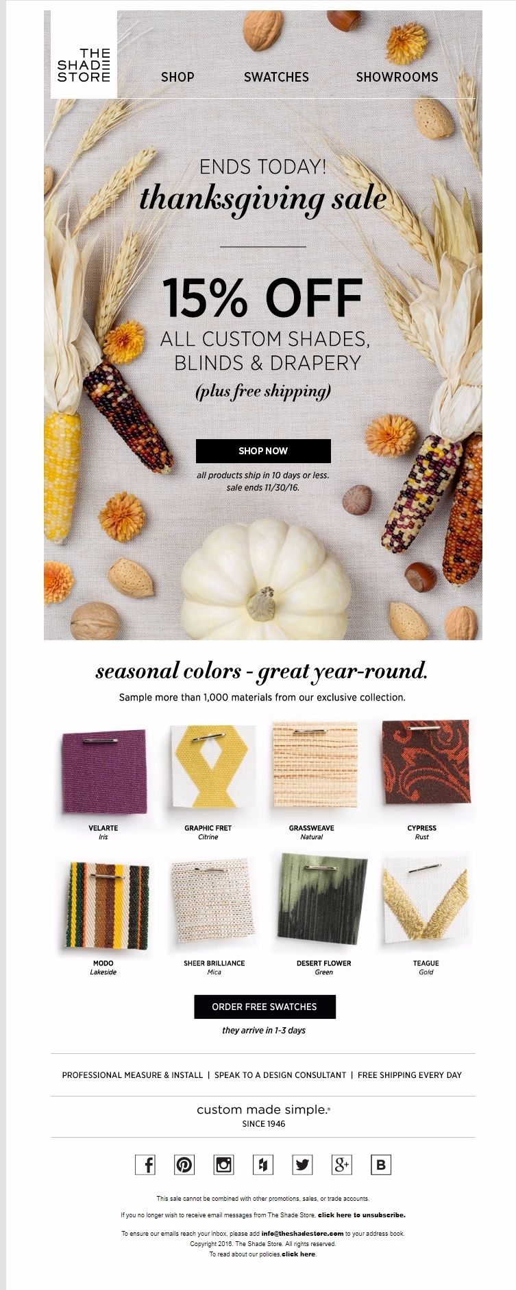 How to Choose the Right Colors for Your Holiday Emails