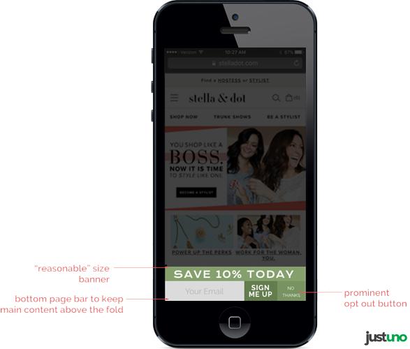SEO Best Practices for Website Popups, Overlays, and Interstitials