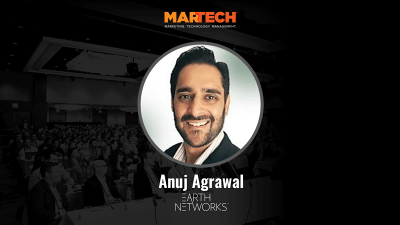Earth Networks CMO says martech delivers a lasting first impression within the prospect experience