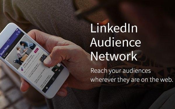 Linking Out: LinkedIn Creates Audience Network, Serves Mobile Ads Outside LinkedIn