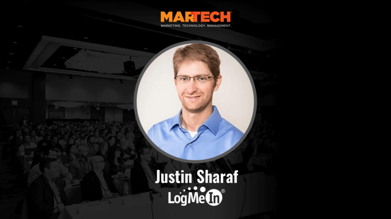 Marketing technology needs its own department  and  budget to be effective, says LogMeIn's head of martech