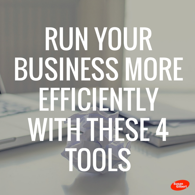 Increase Your Business Efficiency with These 4 Tools