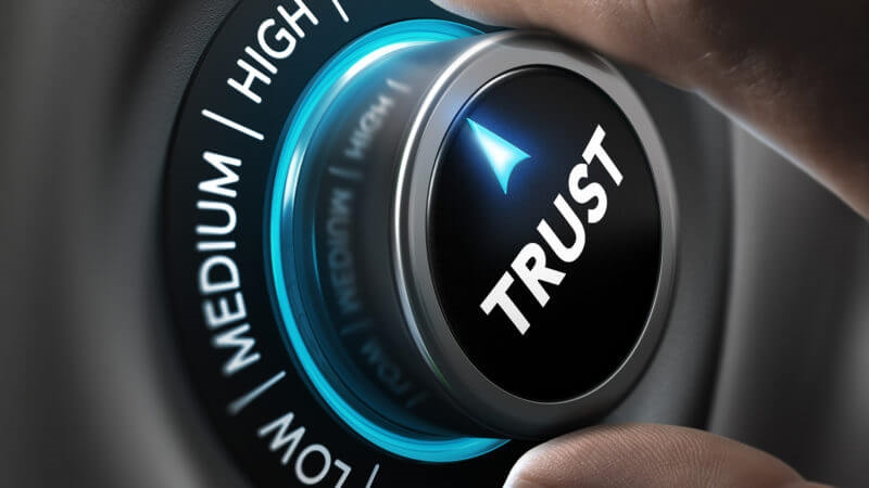 The ever-increasing importance of usability and trust in link building