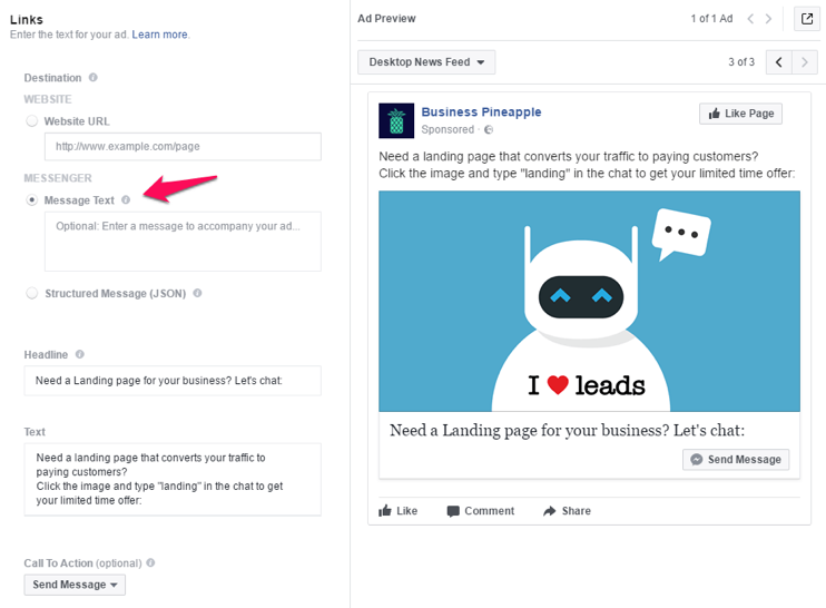 How To Use Facebook Messenger Chatbots In Your Email Marketing Funnel