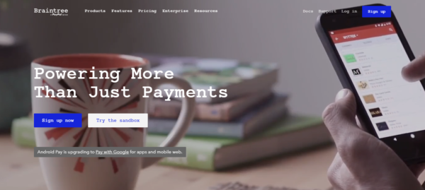 The Best Payment Platforms: Stripe vs Paypal vs Square vs Braintree