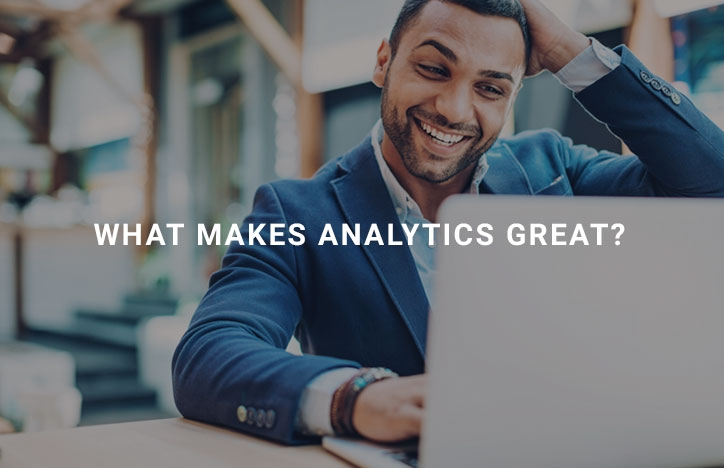 Follow Analytics to Keep Your Plan on Track