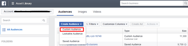 How To Use Facebook's Offline Activity Custom Audience For Retargeting