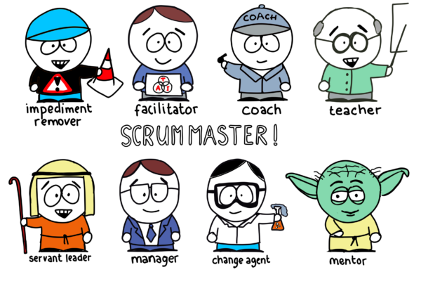 The Scrum Master as the Change Leader