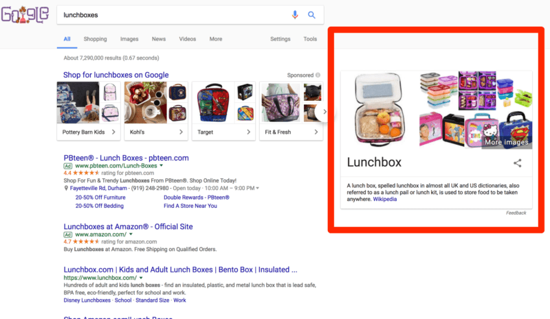 Is the featured snippet bubble bursting?