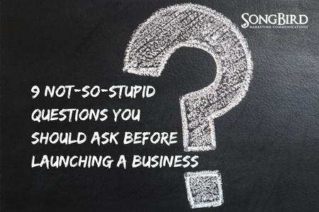 9 Not-So-Stupid Questions You Should Ask Before Launching A Business