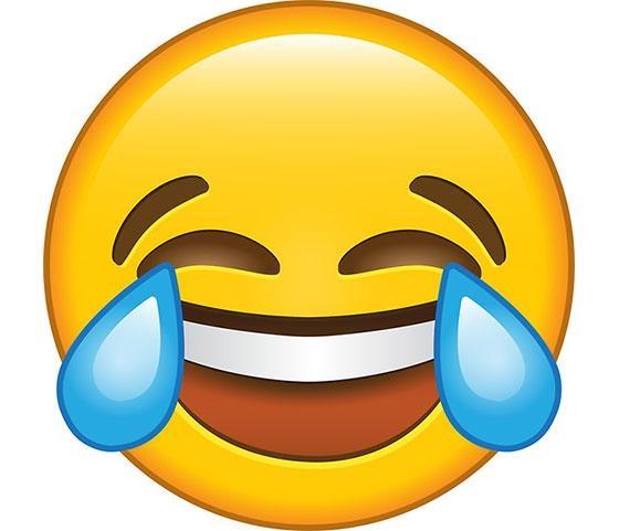 The Laughing Emoji: Got It!
