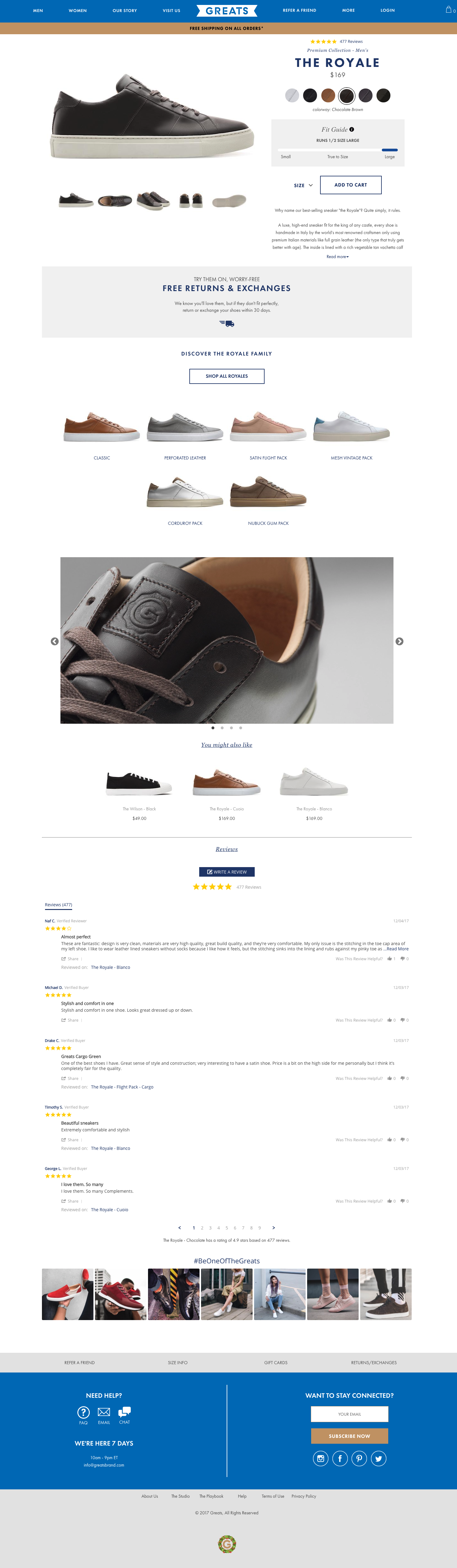 How to Get More Sales from Your Ecommerce Product Page