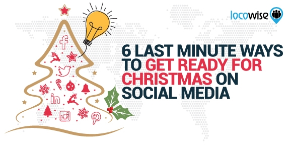 6 Last Minute Ways To Get Ready For Christmas On Social Media