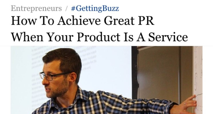 How I Earned a Feature in Forbes (Twice) With Social Media, And You Can Too
